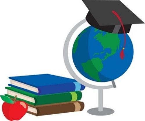 500x418 School Clipart Education Clip Art For Teachers