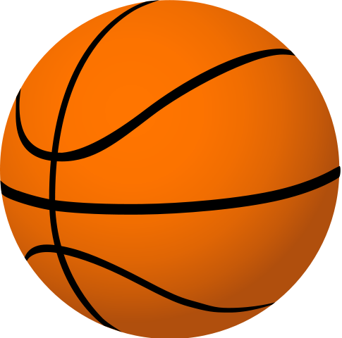 485x480 Filebasketball Clipart.svg