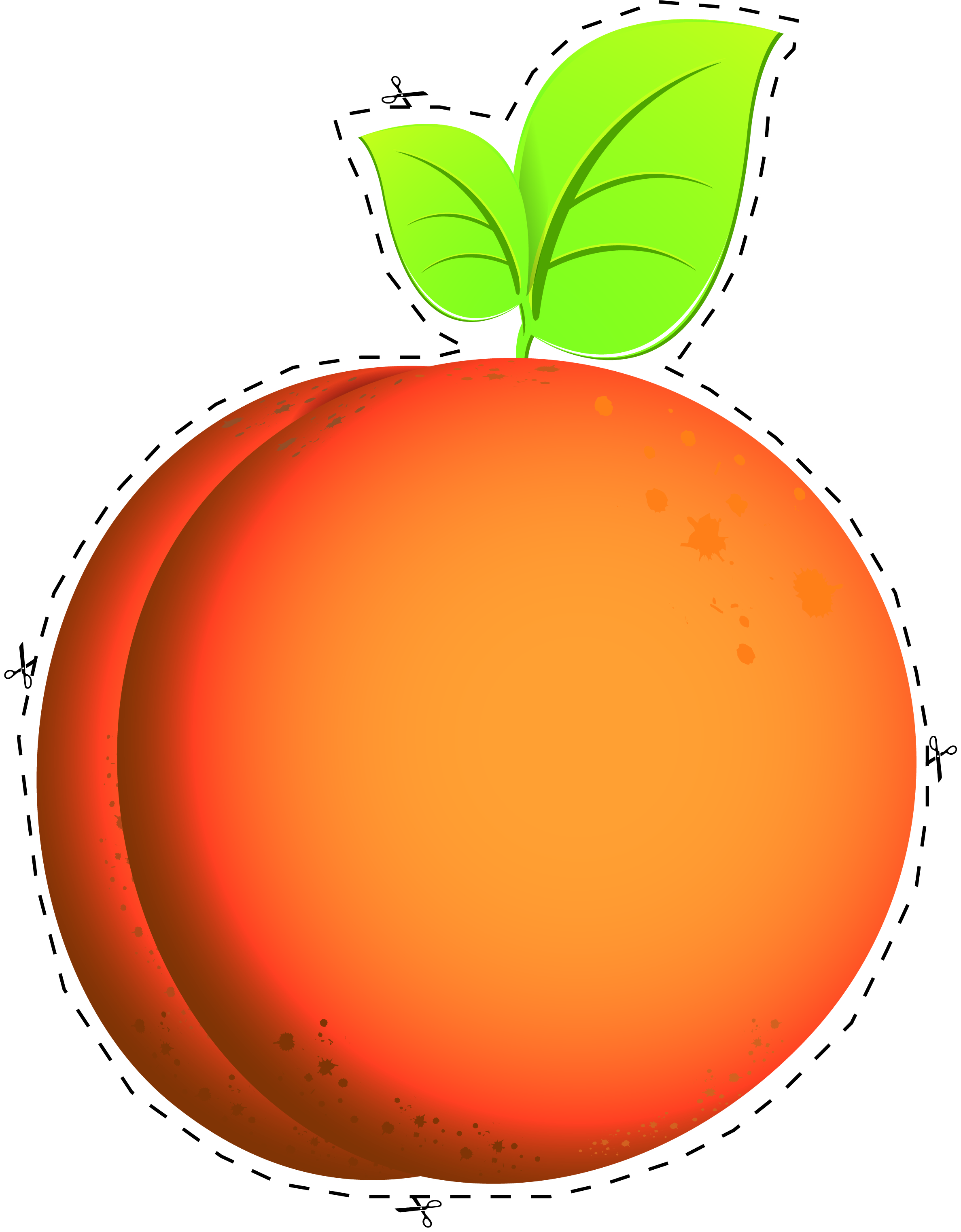 2375x3046 James And The Giant Peach Clip Art Clipart Collection