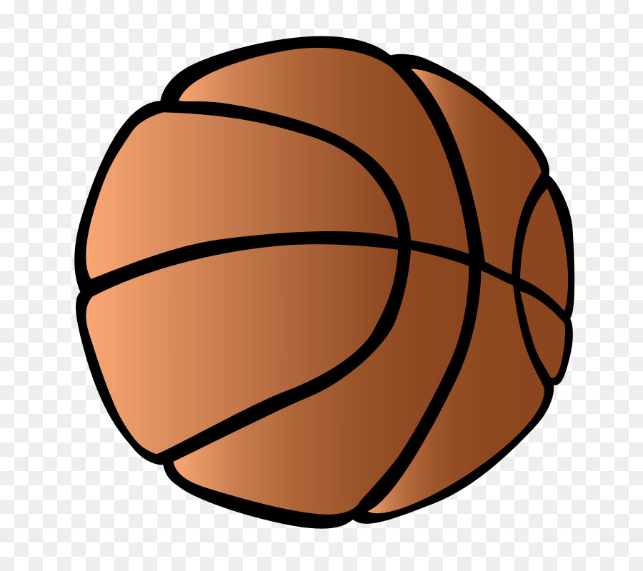900x800 Outline Of Basketball Sport Clip Art