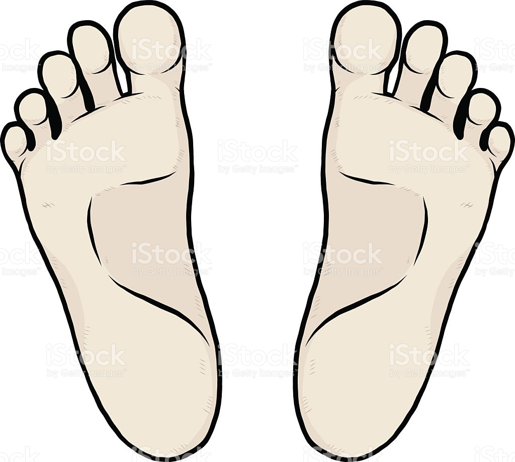 1024x919 Sole Of The Foot Clipart Clip Art Royalty Free Gograph