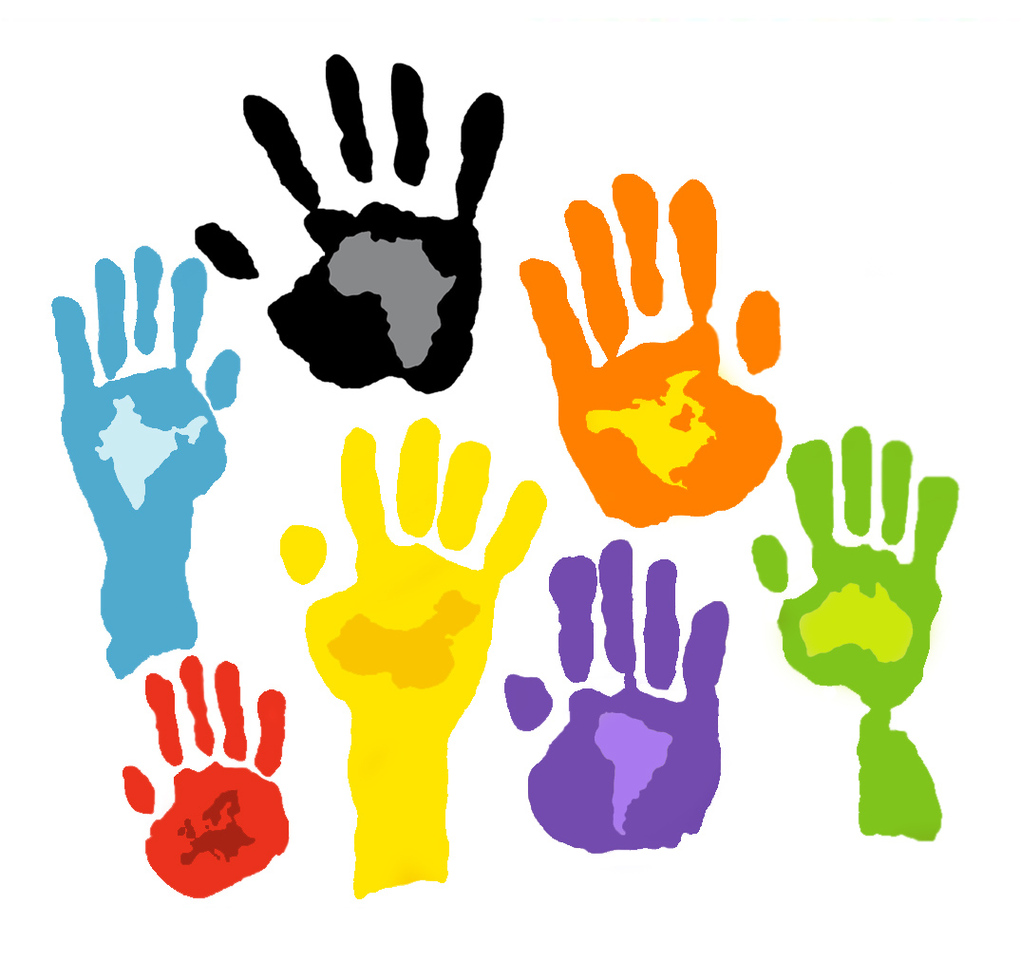 1021x980 Pledge Hand Clipart