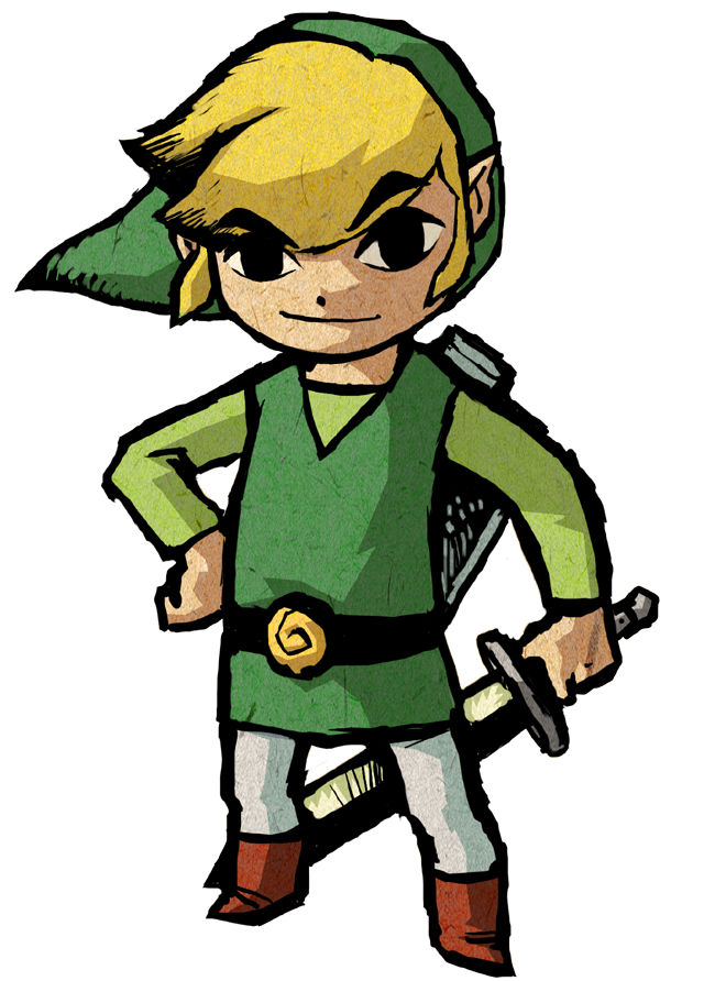 640x892 The Legend Of Zelda The Wind Waker Screenshots