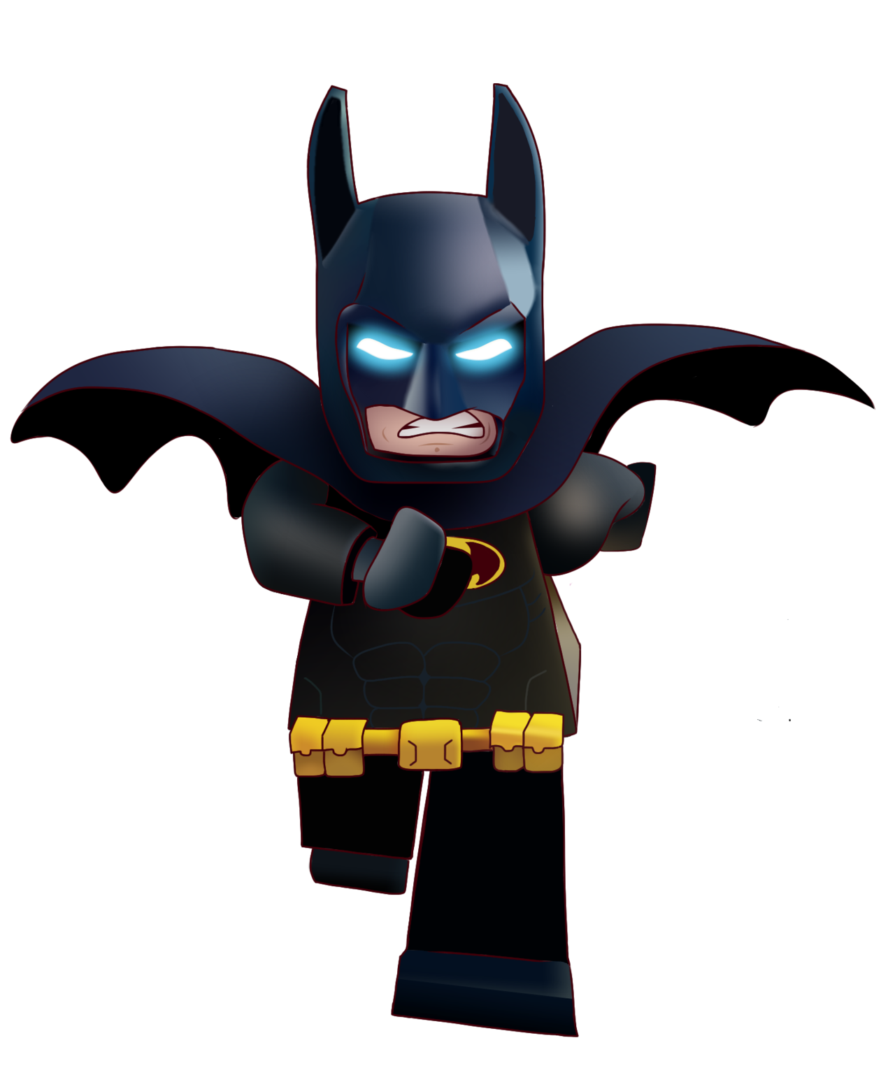 1280x1538 Lego Batman Clipart Png No Background Transparent