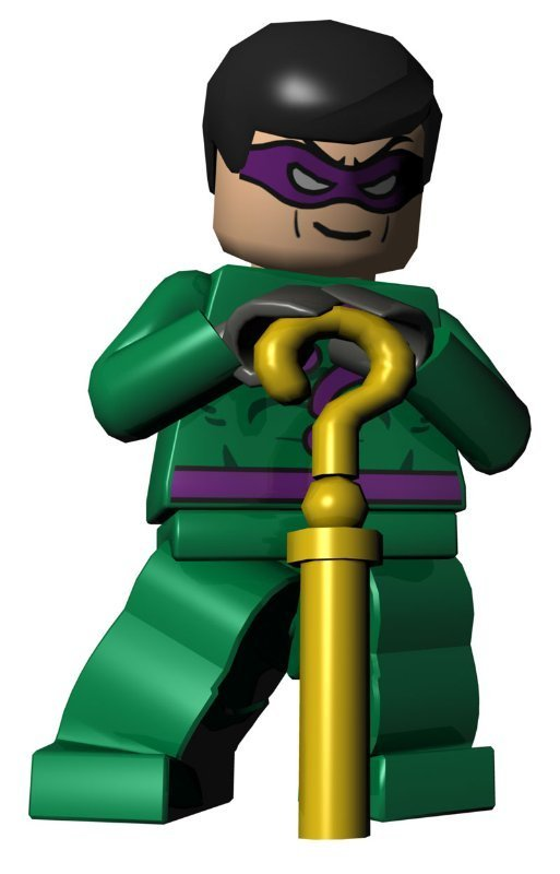 513x800 The Riddler (Lego Batman The Videogame) Batman Wiki Fandom