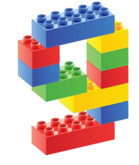 Lego Block Clipart