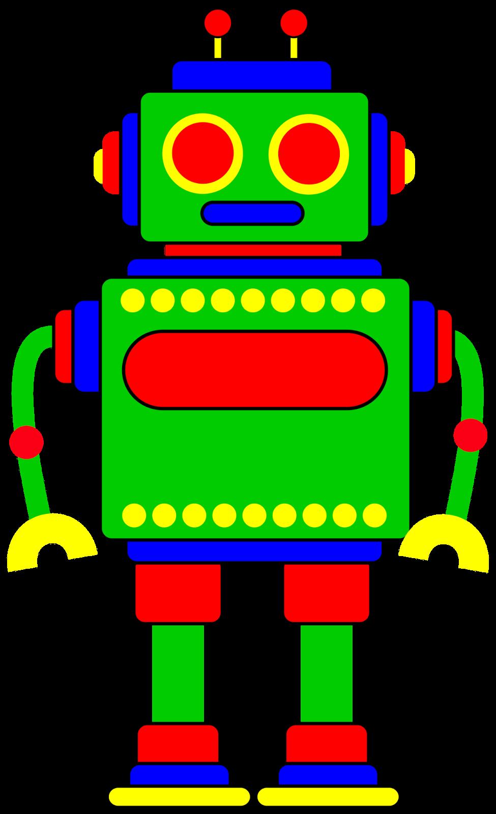 975x1600 Lego Robot Clipart