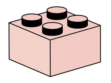 384x288 Lego Element Clipart