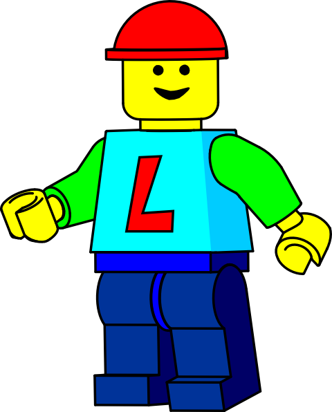 480x596 Cool Clipart Lego Figure