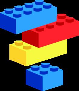 261x299 Lego Bricks Clip Art