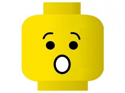 425x318 Lego Faces Clipart Lego Mindcraft Legos, Clip Art