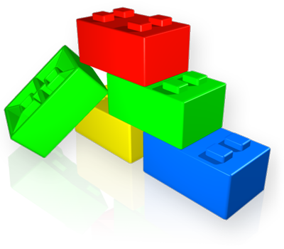 400x350 Lego Clip Art Images Illustrations Photos