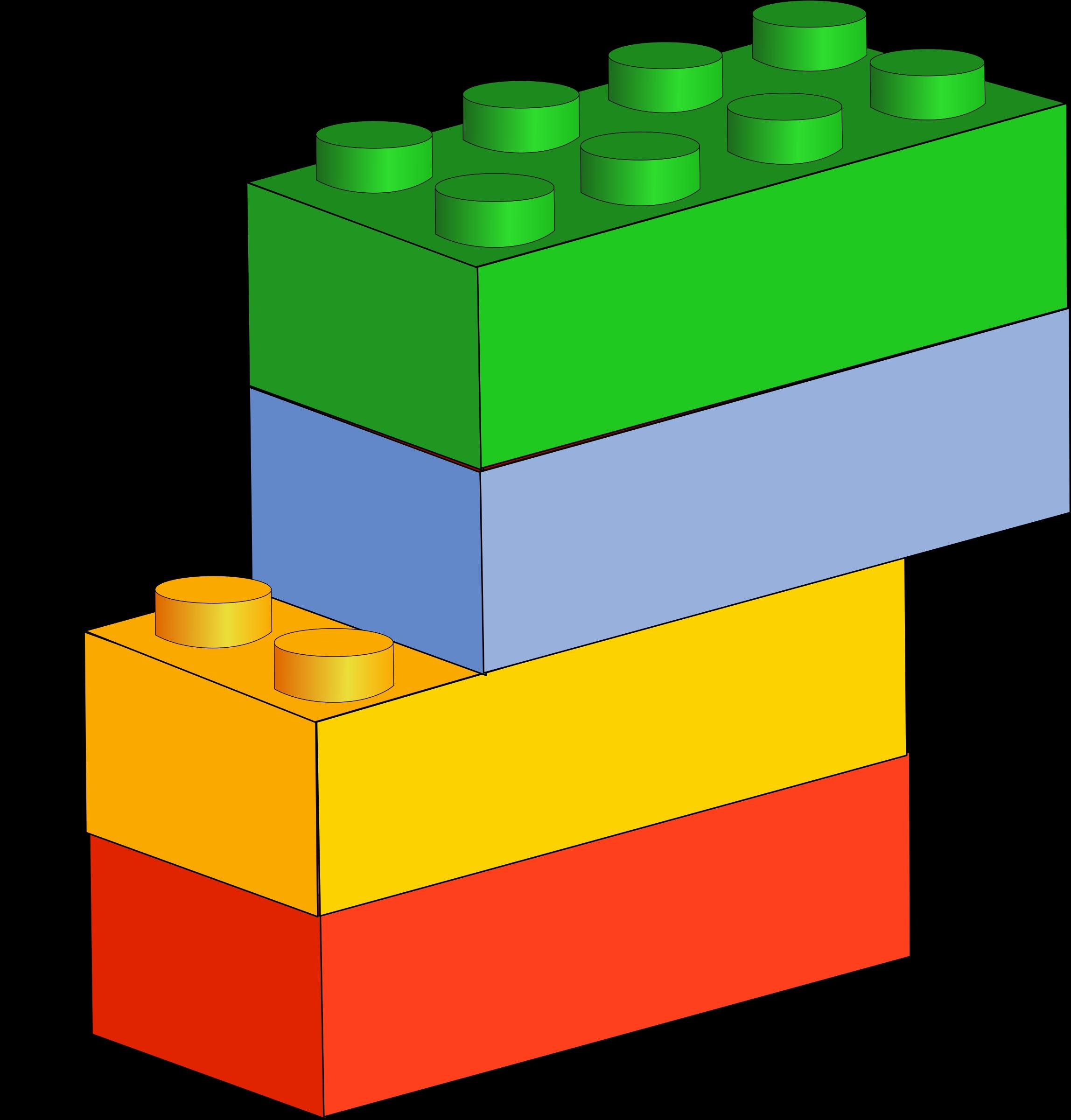 2295x2400 Unique Legos Clipart Design