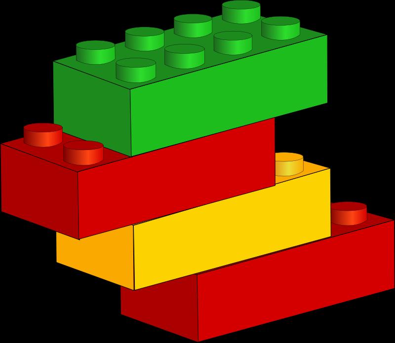 800x695 Free Clipart Bricks Eggib