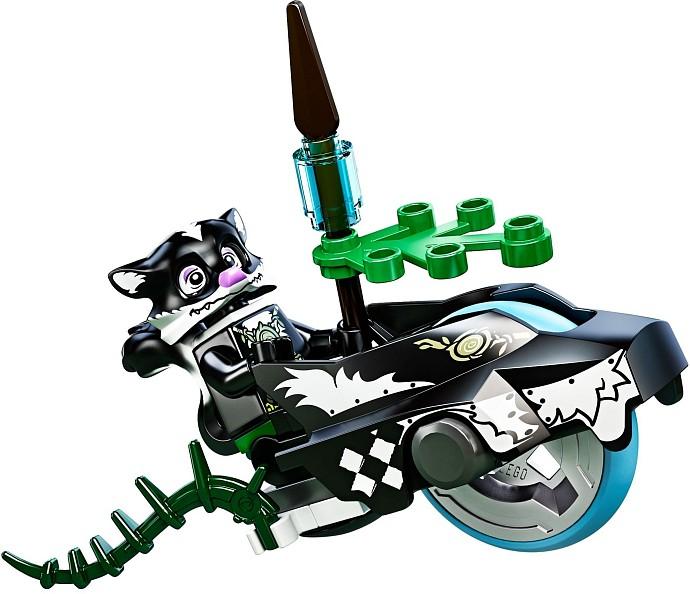 690x594 Lego 70107 Skunk Attack Chima