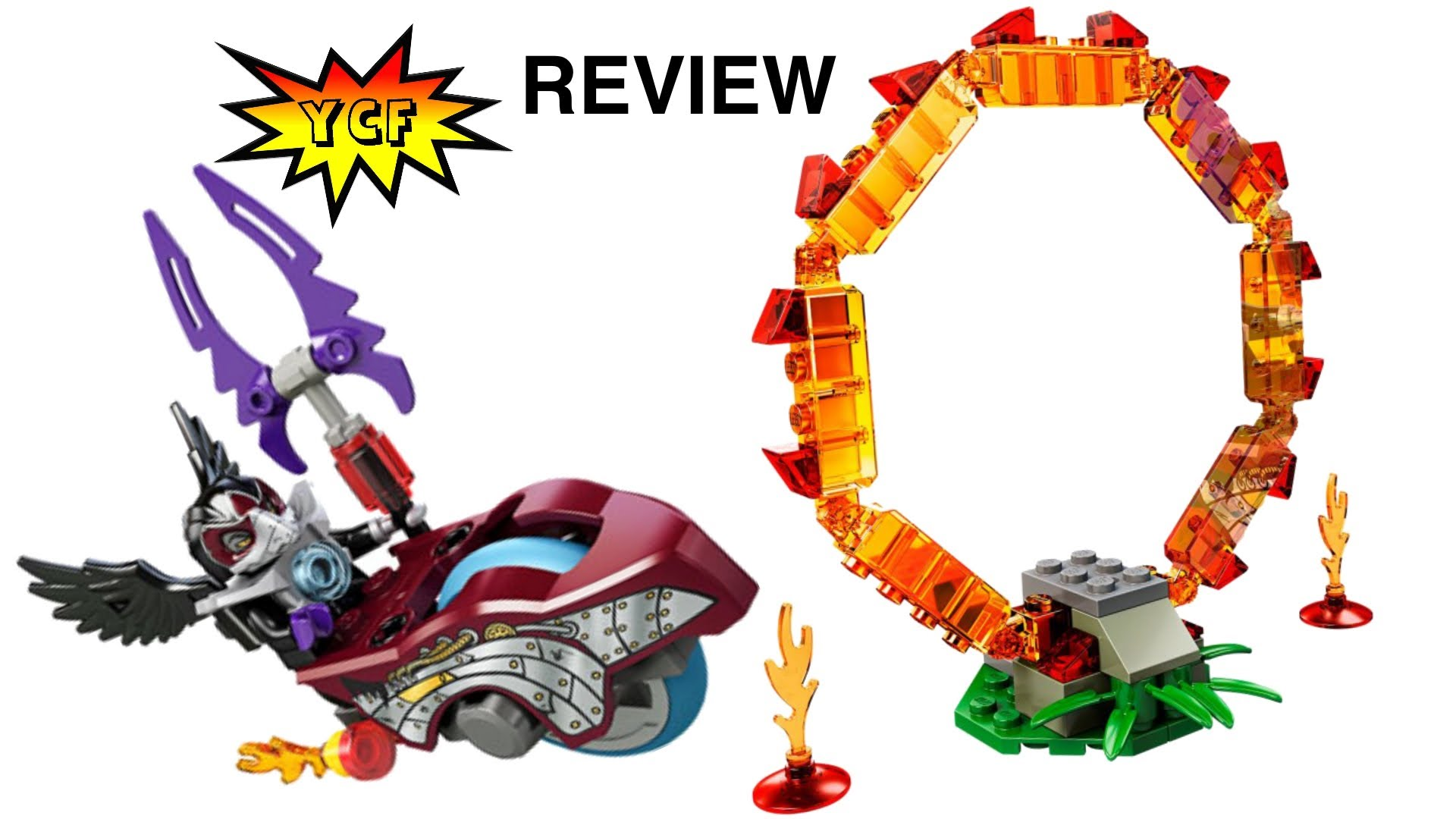 1920x1080 Lego Chima Ring Of Fire 70100 Speedorz Legends Of Chima Set Review