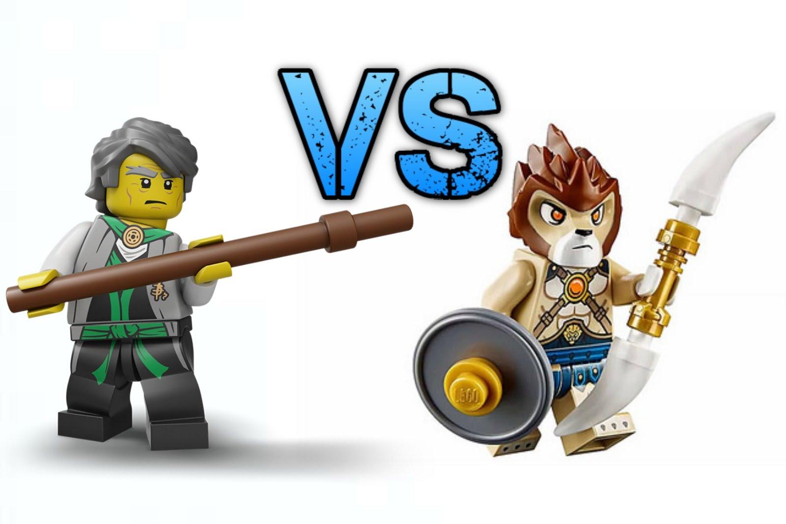 1600x1066 Lego Chima 2015 Vs Lego Ninjago 2015