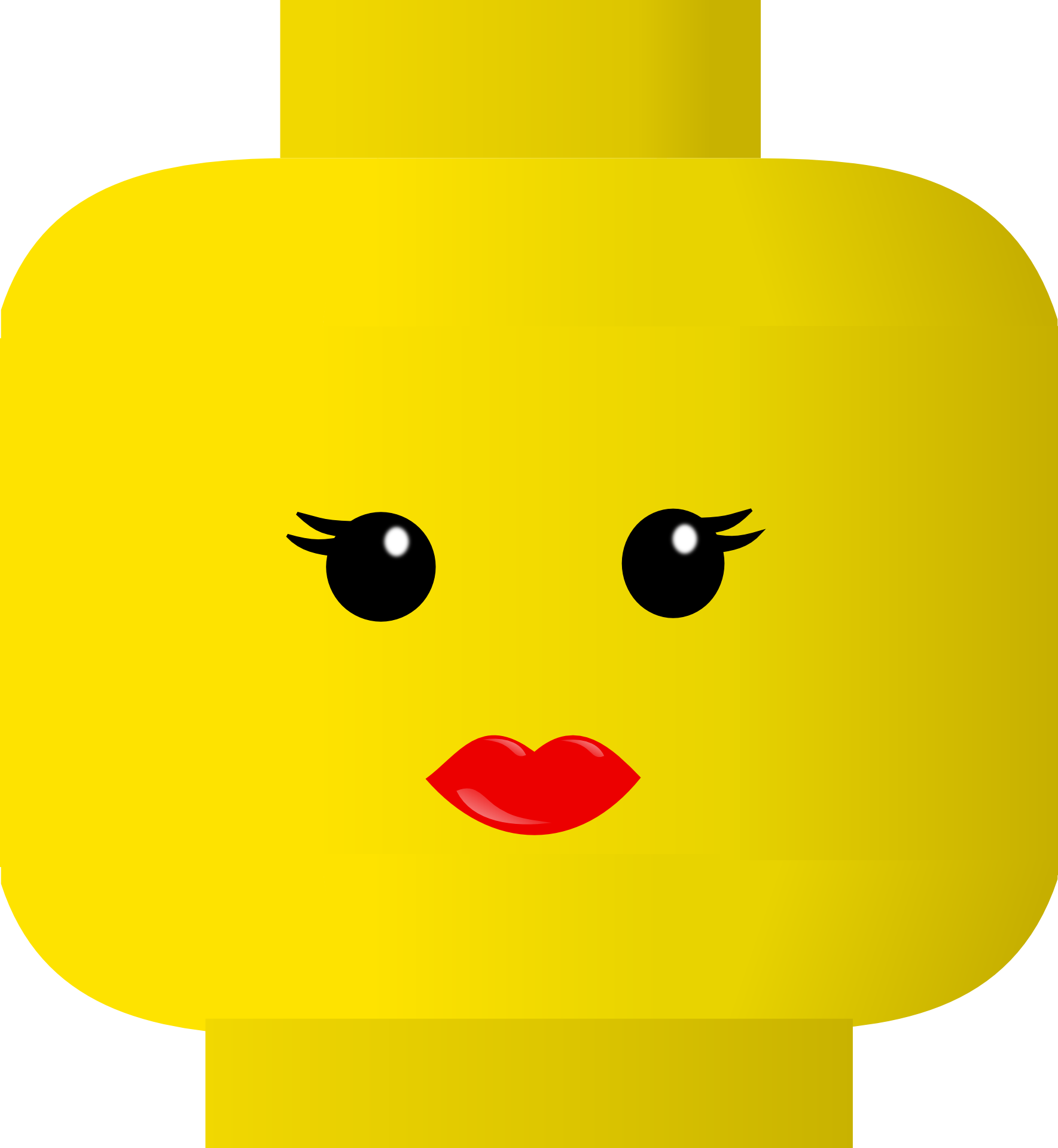 1769x1920 Lego Ideas Smiley Clip Art