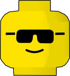 236x256 Lego Smiley Angry Clip Art Learn W Legos Smiley