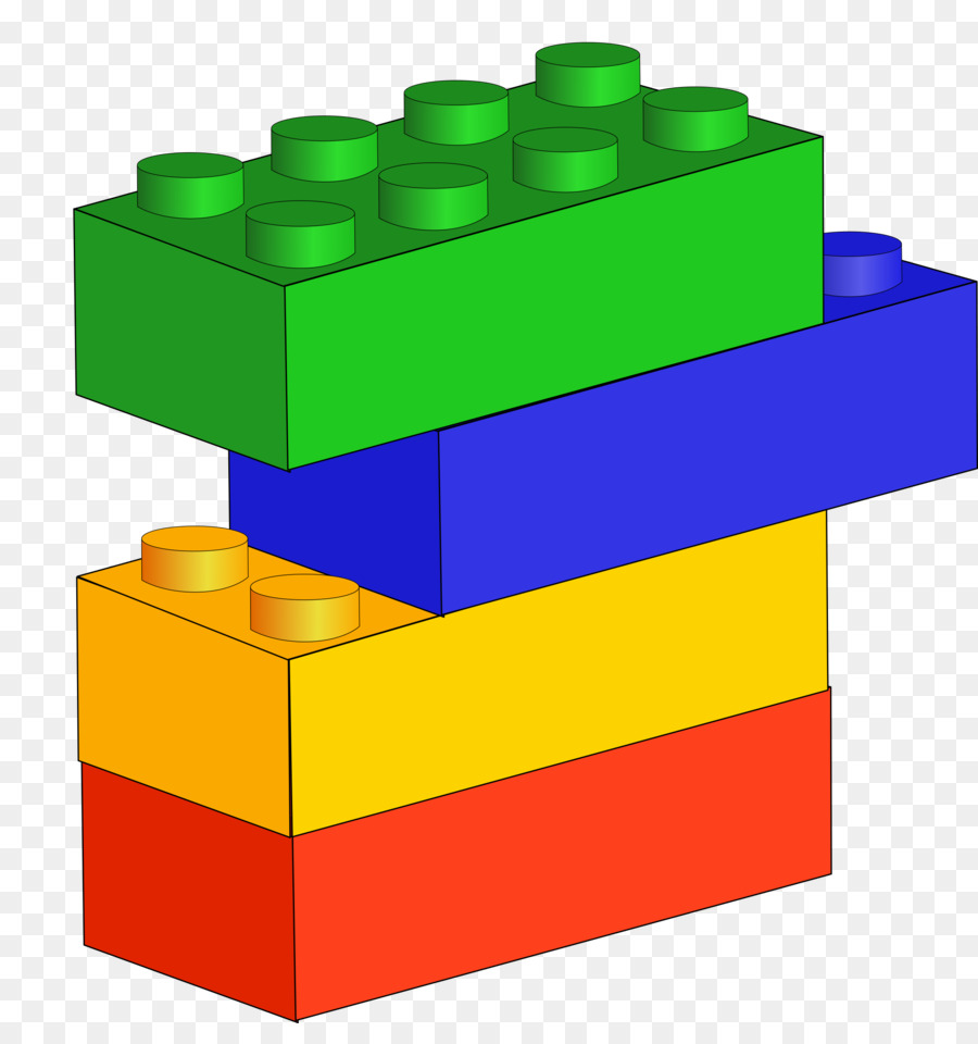 900x960 Toy Block Building Clip Art