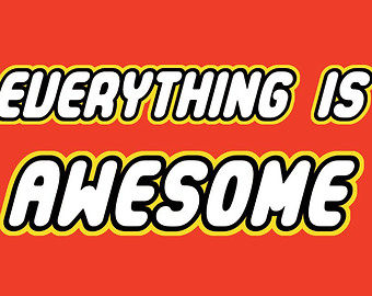 340x270 Lego Movie Everything Is Awesome Clipart 2 Image