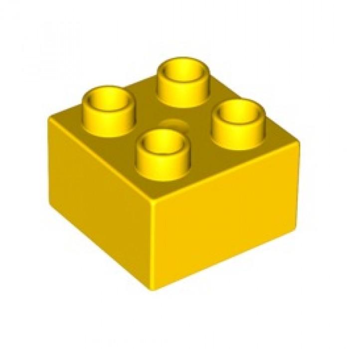 700x700 Buy Lego Duplo Brick 2 X 2 (3437 17556 20678) The Daily