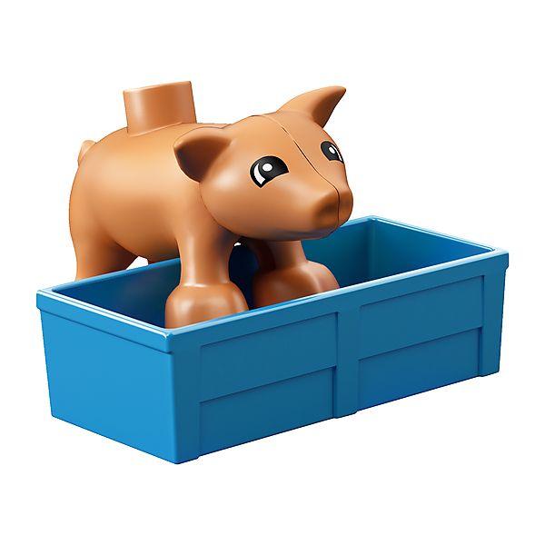 600x600 Lego Duplo My Town 10870, Farm Animals