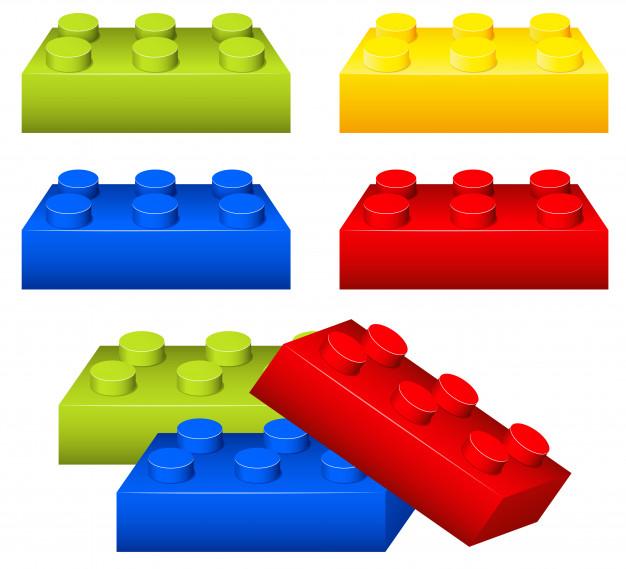 626x569 Brick Clipart Toy
