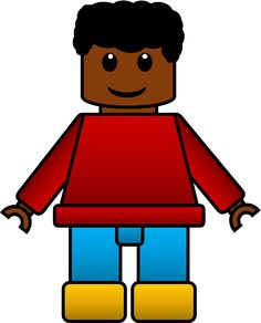 236x292 Free Lego Inspired Friends Clipart Graphicsprintables
