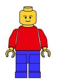 188x265 Pitr Lego Smiley Happy Clip Art