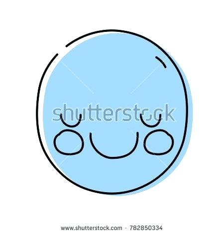 450x470 Happy Face To Color Free Printable Smiley Happy Face Coloring