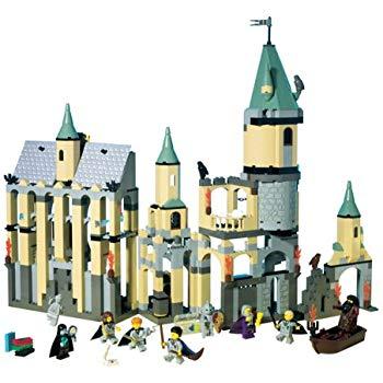 350x350 Lego Harry Potter 4709 Hogwarts Castle Amazon.co.uk Toys Amp Games