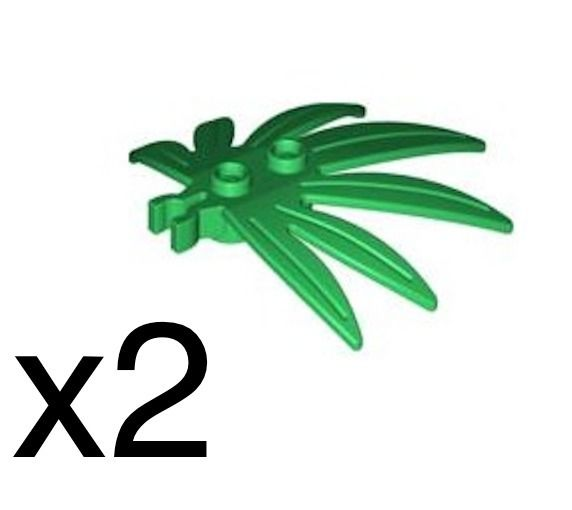 572x510 Lego Green Plant Leaves 6 X 5 Swordleaf With Clip City Lotr Harry