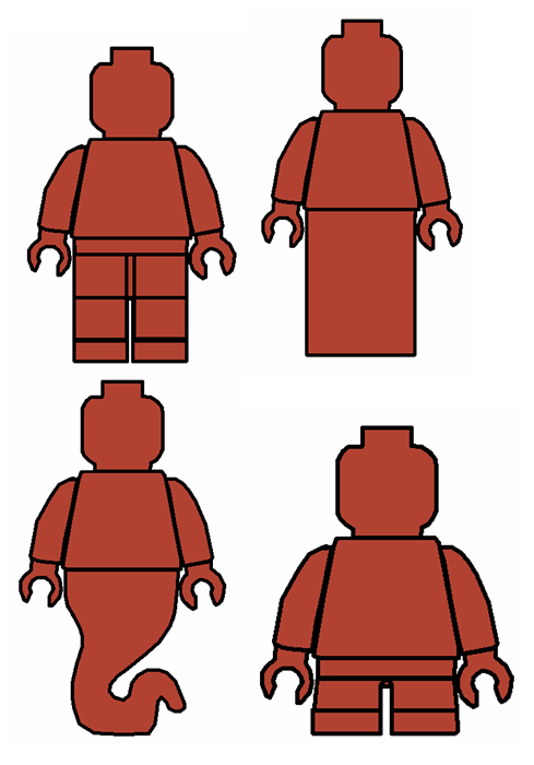 489x700 Lego Minifigures Base Sets By Ccb 18