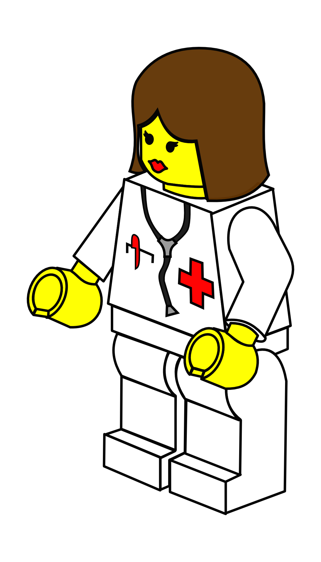 1098x1920 Lego City Lego Minifigure Clip Art