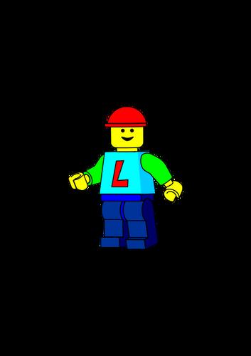 353x500 A Lego Minifigure Vector Image Public Domain Vectors