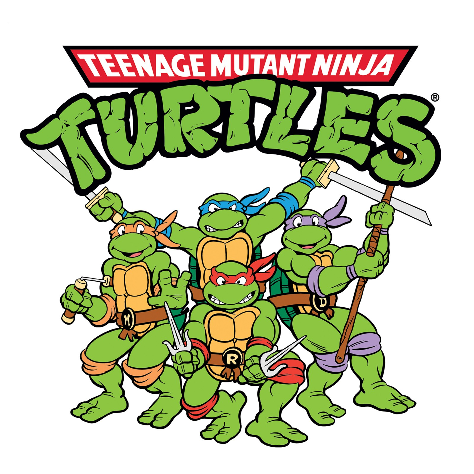 1600x1600 Ninja Turtle Clipart Free Download Clip Art