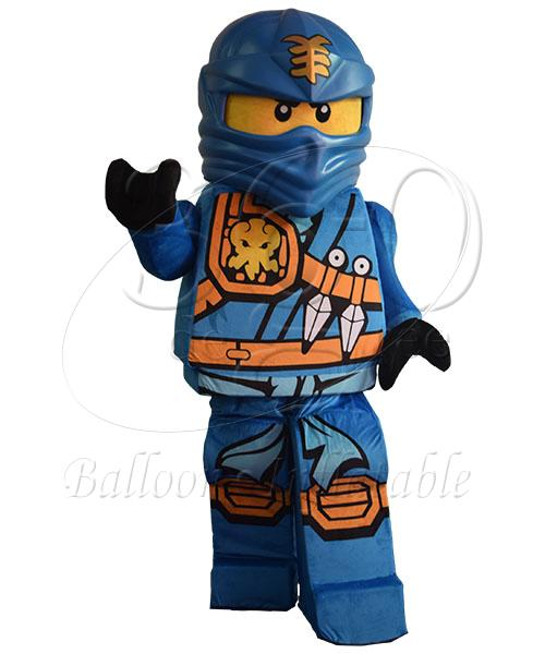 500x600 Product Conventional Type Mascot Lego Ninjago 360 Degree