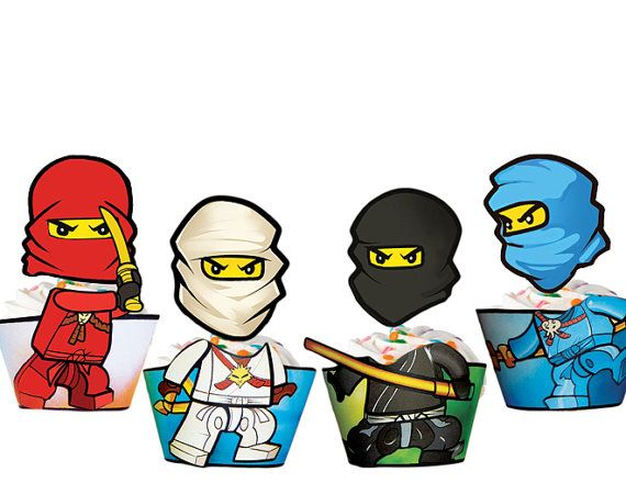 Lego Ninjago Colouring Pages To Print