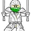 125x125 Lego Ninjago Coloring Pages Coloring Pages For Girls