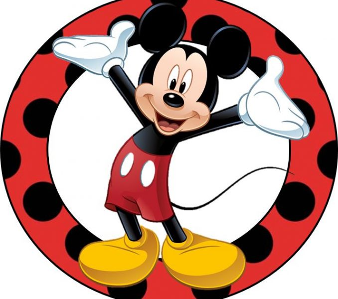 678x600 Mickey Mouse Pictures To Print Free Kids Coloring Pages