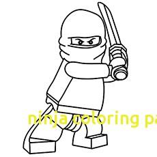 230x230 Ninja Coloring Pages With Lloyd Garmadon The Green Ninja Coloring