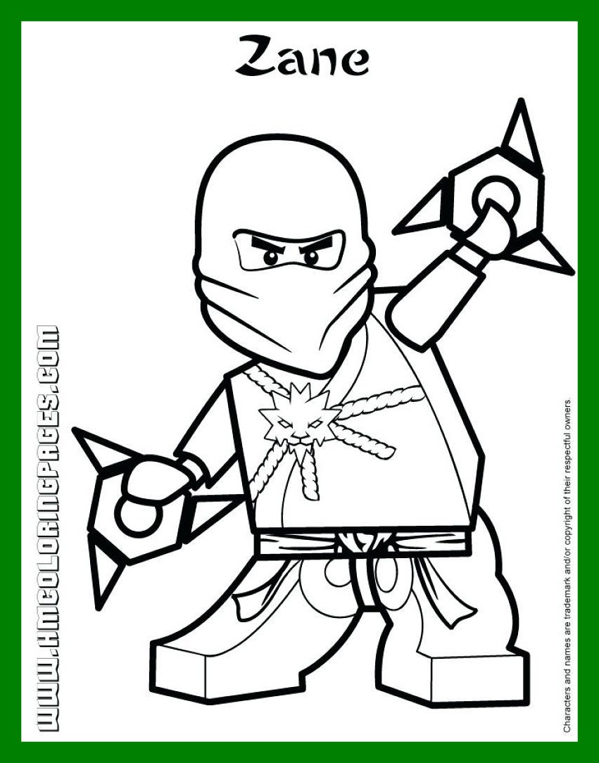 Lego Ninjago Colouring Pages To Print at GetDrawings.com | Free for ...