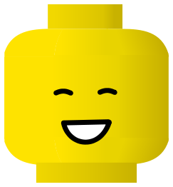 243x262 Lego Clipart Scared