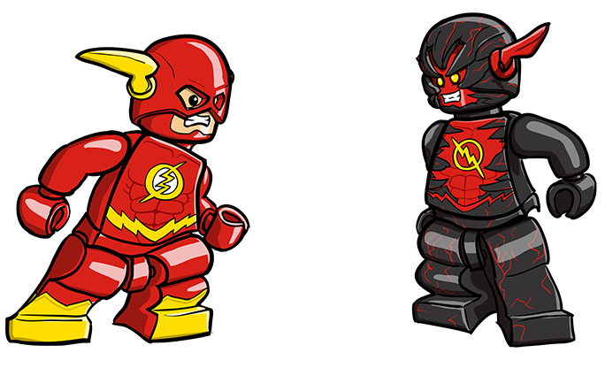 684x425 Collection Of Flash Lego Drawing High Quality, Free Cliparts