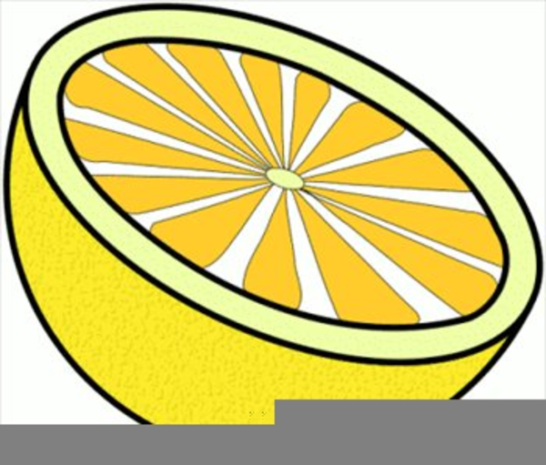 600x511 Free Lemon Clipart Free Images
