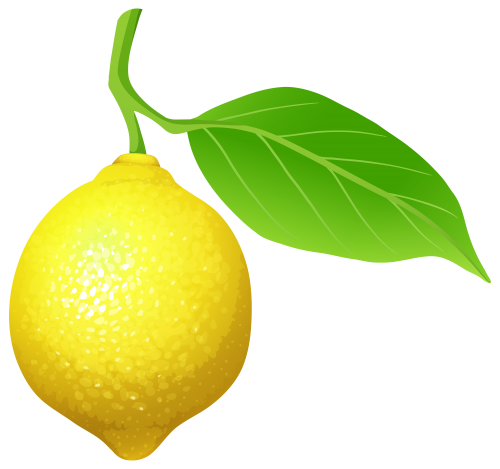 500x469 Lemon Png Clip Art