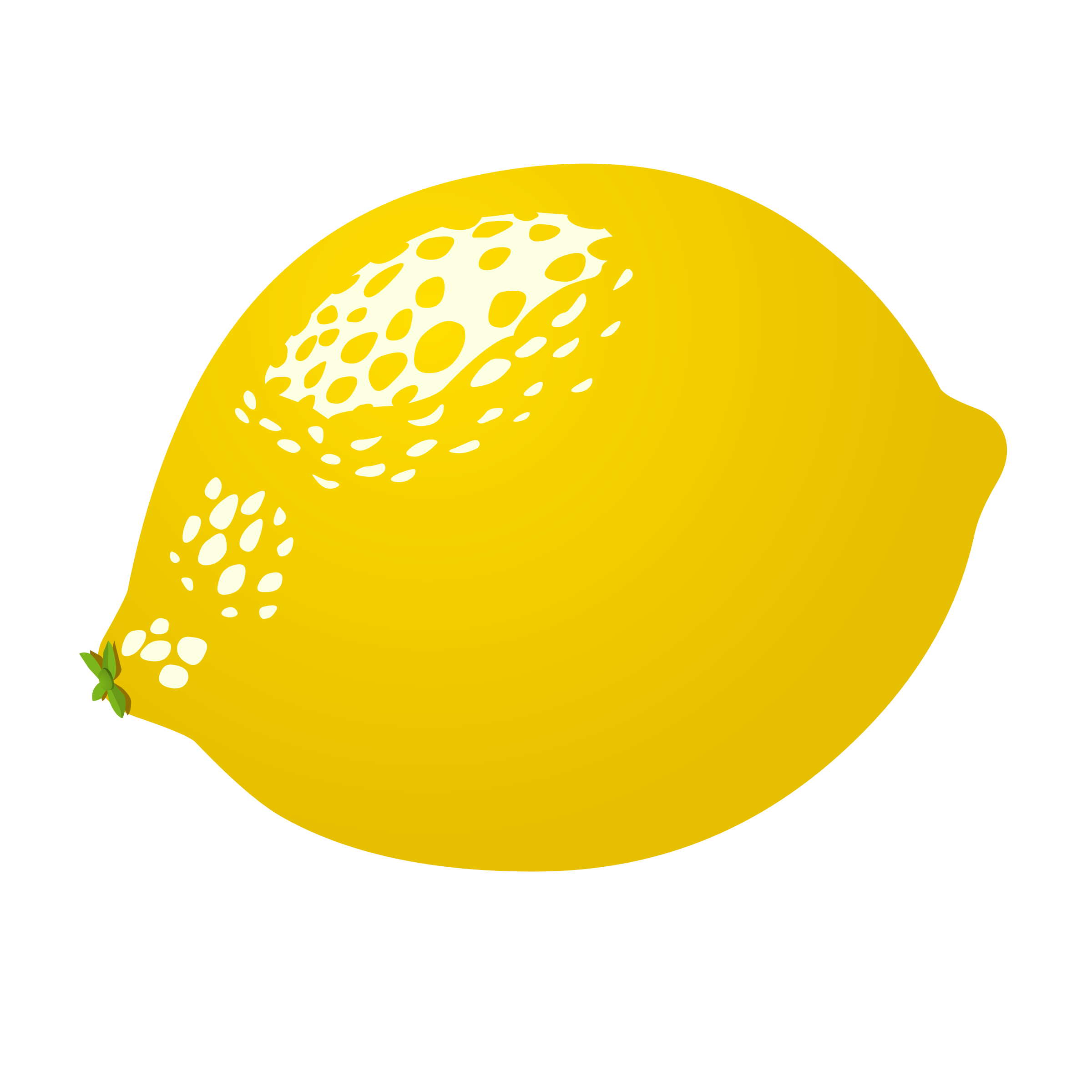 2400x2400 Pretty Lemon Clipart Food