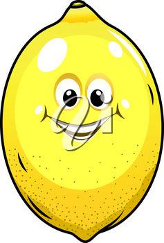 237x350 Clipart Illustration Of A Lemon