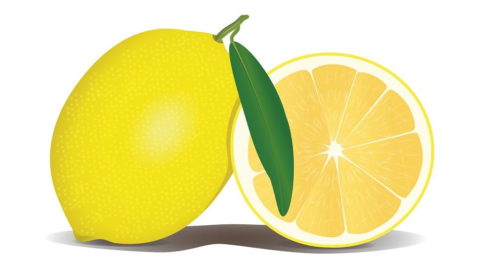 960x540 Free Lemon Clip Art Pictures